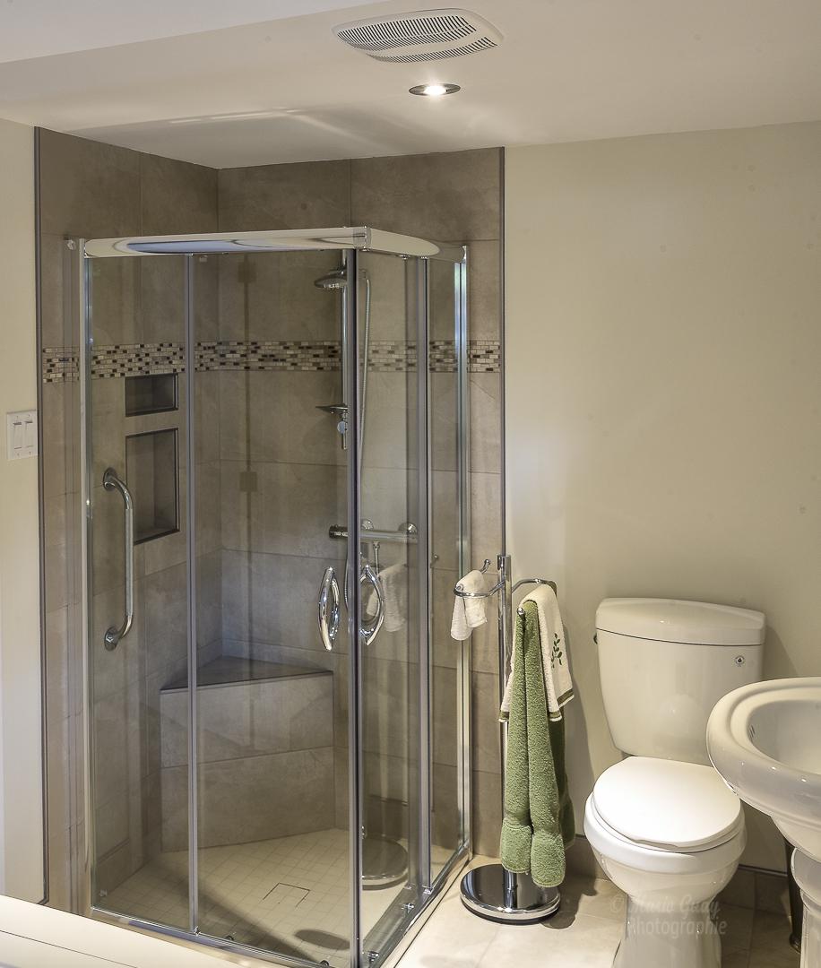 Salle de bain r novations yan boucher - Modifier salle de bain ...